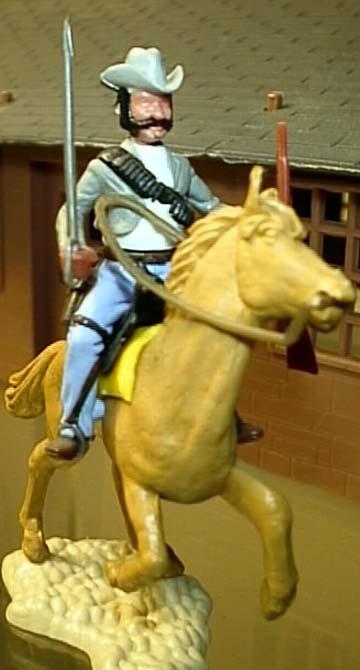 Timpo Reb Cavalry