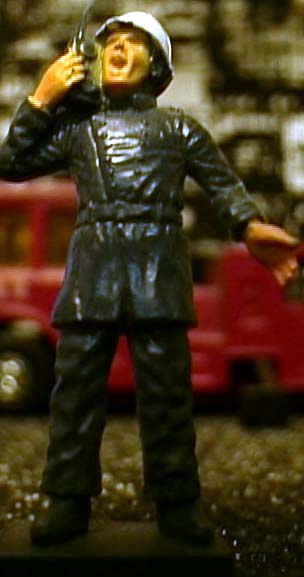 matchbox fire captain