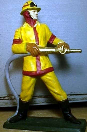Starlux fireman