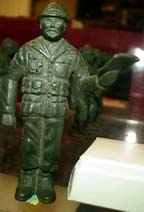 Marx 60mm 1st Sergeant